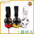 Super Bass Sound Stereo Foldable Metal Headphone