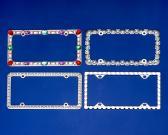Auto-Kfz-Kennzeichen-Rahmen