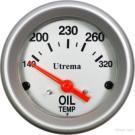 Utrema Auto Electrical Oil Temperature Gauge 52Mm