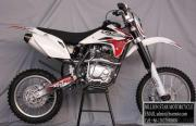 Motorcycle Motocross BSX250-T4