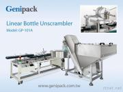 Linear Bottle Unscrambler