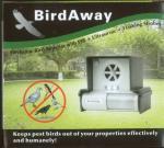 Pájaro lejos
