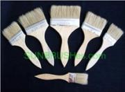 Paint brush, flat brush, bristle brush, rayon brush, paint brush set