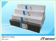 Feuille auto-adhésive de PVC pour l'essai rapide
