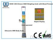 DHM-15B Medicale And Personal Cooking Use Digital Electronical Kitchen Scale Height And Weight Measuring Machine