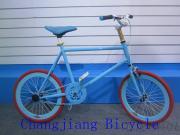 2014 New Design Hot Sell Fixed Gear Bike