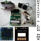 Laser show card PT-Itrust + LCD-DMX