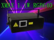 Xmax 1.1W RGB 640 Full Color 10K Analogue
