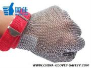 Stainless Steel Cut Resistant Gloves For Butchers