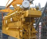 New Surplus 78 MW Caterpillar MAK Diesel Generator Power Plant