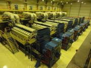 60 MW Wartsila Natural Gas Generator Power Plant