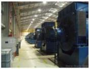 140 MW Wartsila Natural Gas Generator Power Plant