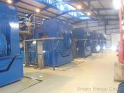 95 MW Wartsila Natural Gas Generator Power Plant