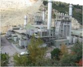 120 MW LM6000 PC Gas Turbine Power Plant