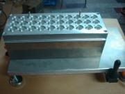 Vácuo do projeto do silicone e sistema de sopro do ar