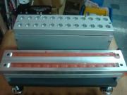 O sistema novo do vácuo pode produzir todos os batom do logotipo de 12/24 PCS