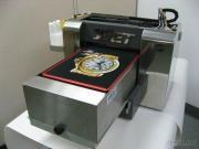 L'imprimeur à plat T-JET rapide 2 DTG dirigent vers l'imprimeur de blanc de noir de jet d'encre de Digitals de vêtement