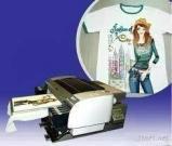 SAM-TA2 DTG dirigent vers la machine d'impression blanche de Digitals de noir de vêtement
