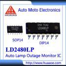LD2480L Auto Lamp outage Monitor ICS U2480B U2481B U2482B