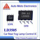 LD3505 Auto Rear Fog Lamp Controller IC