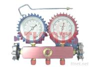 Testing Manifold Gauge Set HS-PS-C(SAL)