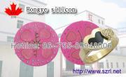 Het Rubber van het Silicone van de Schijf van Htv