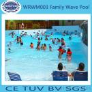 Family Wave Pool Of Water Park Rides