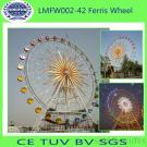 42M Ferris Wheel Amusement Park Equipment