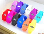 Bright Beautiful Silicone Watches