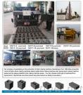 Egg-Laying Brick Making Machine Series DMYF4~DMYF16