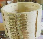 Wooden Embroidery Hoop, Wooden Hoop