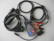 PP2000  Lexia3 PSA Peugeot Citroen Tester (6 Cables,Full Components)