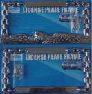 Eagle Chain License Frame