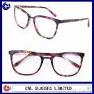 New model eyewear acetate optical frame glasses newest trendy optical frame cheap acetate optical frame