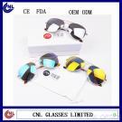 Custom brand aviator sunglasses