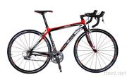 EMC-700C 20 Speed 105 Road Bike (Black/Red)