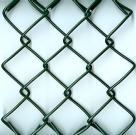 PVC-überzogener Kettenverbindungs-Zaun
