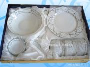 Fine Bone China 29 Pieces Dinner Set