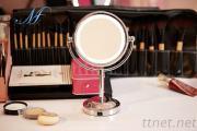 LED Makeup Mirror Light, Battery Charge Desktop Mirror Lamp