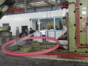 D53K-4000 Radial-Axial CNC Metal Hot Forging Ring Rolling Mill