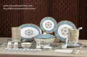 White Bone China Dinnerware Factory Supply Contact Now