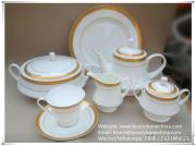 Everyday Bone China Dinnerware Factory Supply Contact Now