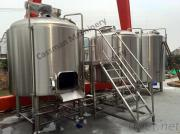 beer manufacturing plant
