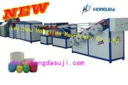 tearing film extrusion line
