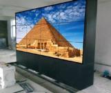 했다 LCD 영상 벽 (5.5Mm 접합 가장자리)를