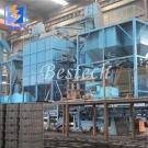 Foundry Green Sand Regeneration Molding Line