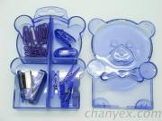 Stationery Kit - Bear (Indigo)