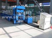 Ridge Cap Roll Forming Machine