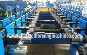 Cold Storage Panel Roll Forming Machine