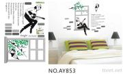 OEM  Removeble  Trees Wall Decals Stickers Tree Wall Decals